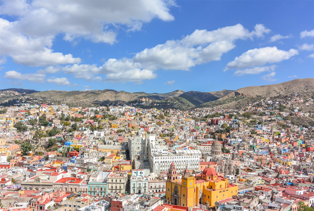 Best Places to Visit in Mexico: Guanajuato