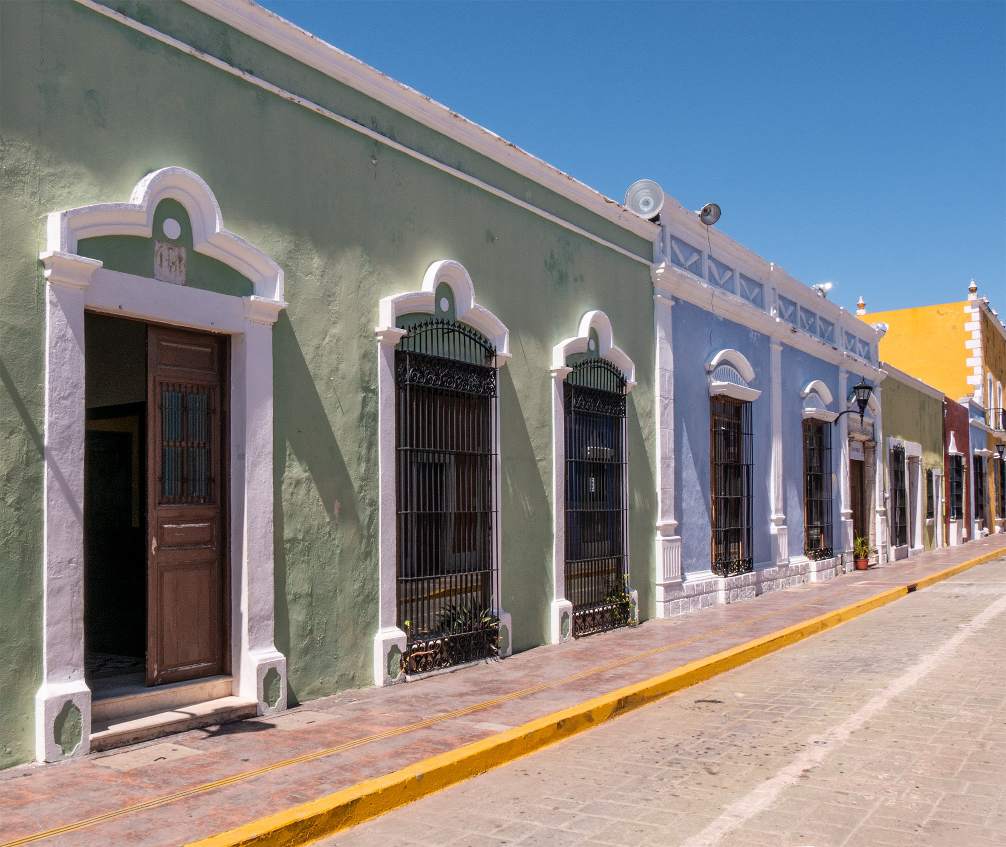 Campeche: Places to Visit in Mexico