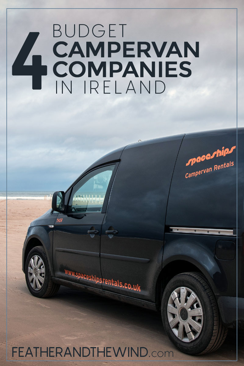 A comprehensive review of the best budget-friendly campervan hire companies in Ireland