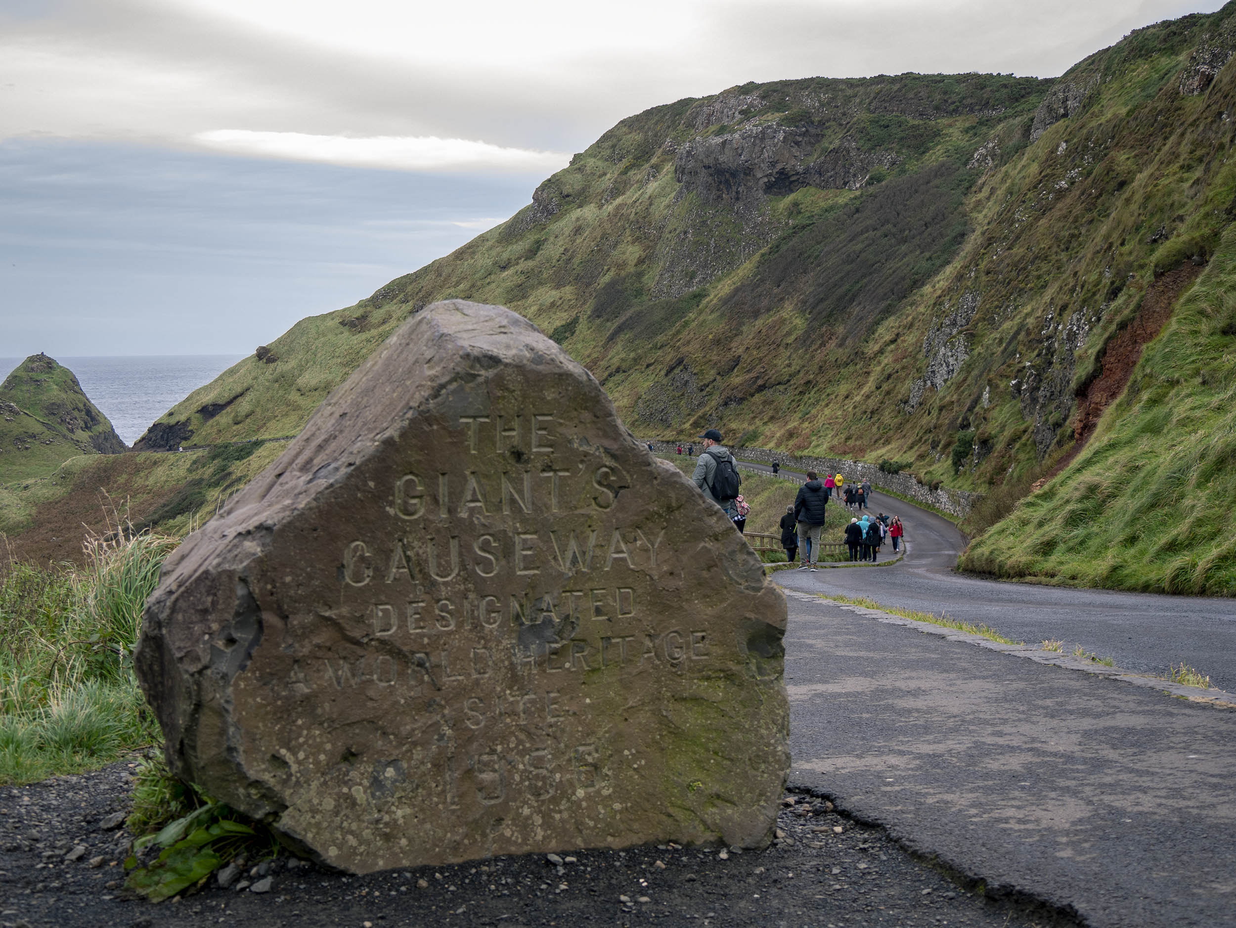 Self-Guided Giant's Causeway Tour
