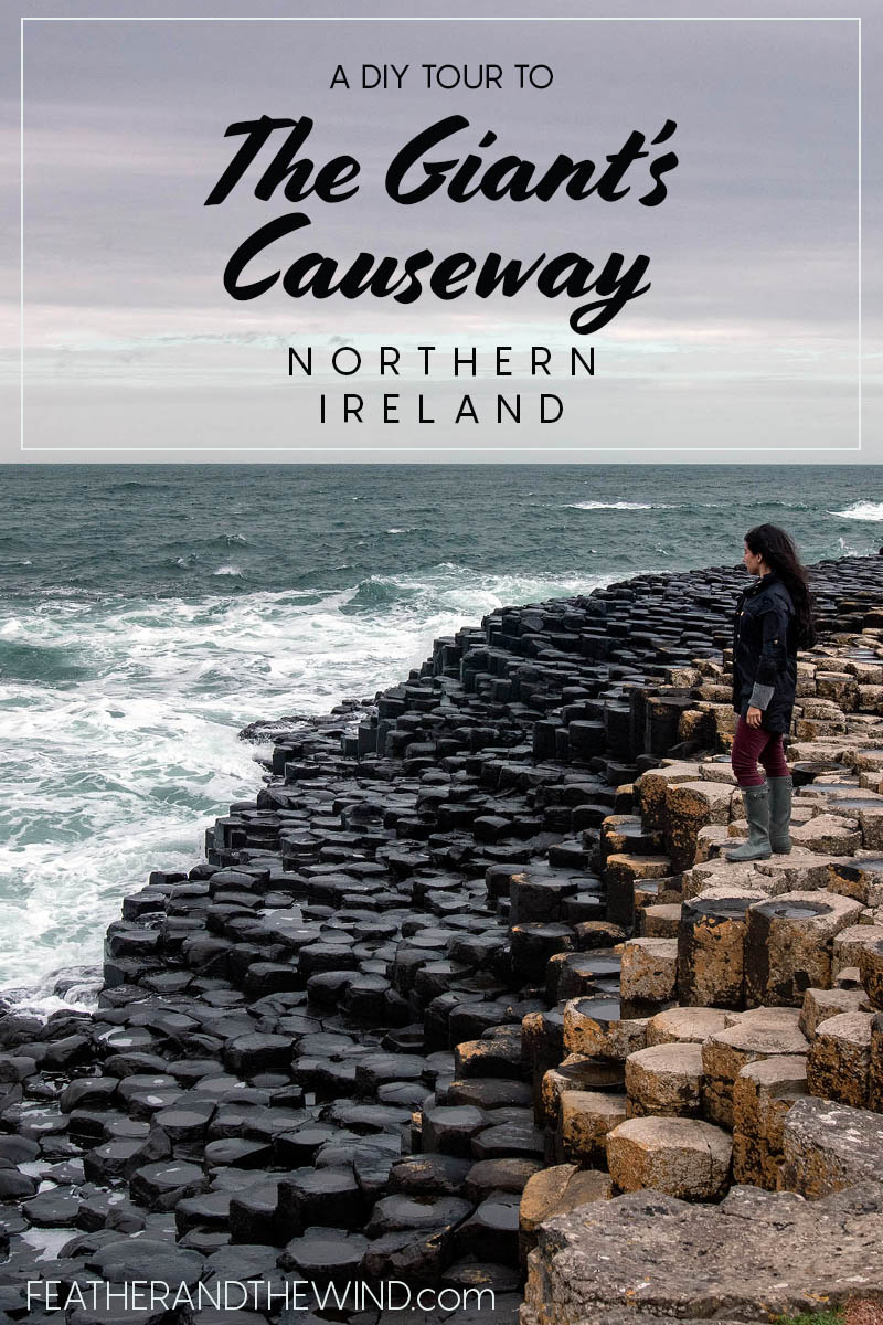 Make the most of your Ireland road trip by visiting the Giant's Causeway without a tour. We share tips on when to go, where to park and how to visit this spectacular site for free!