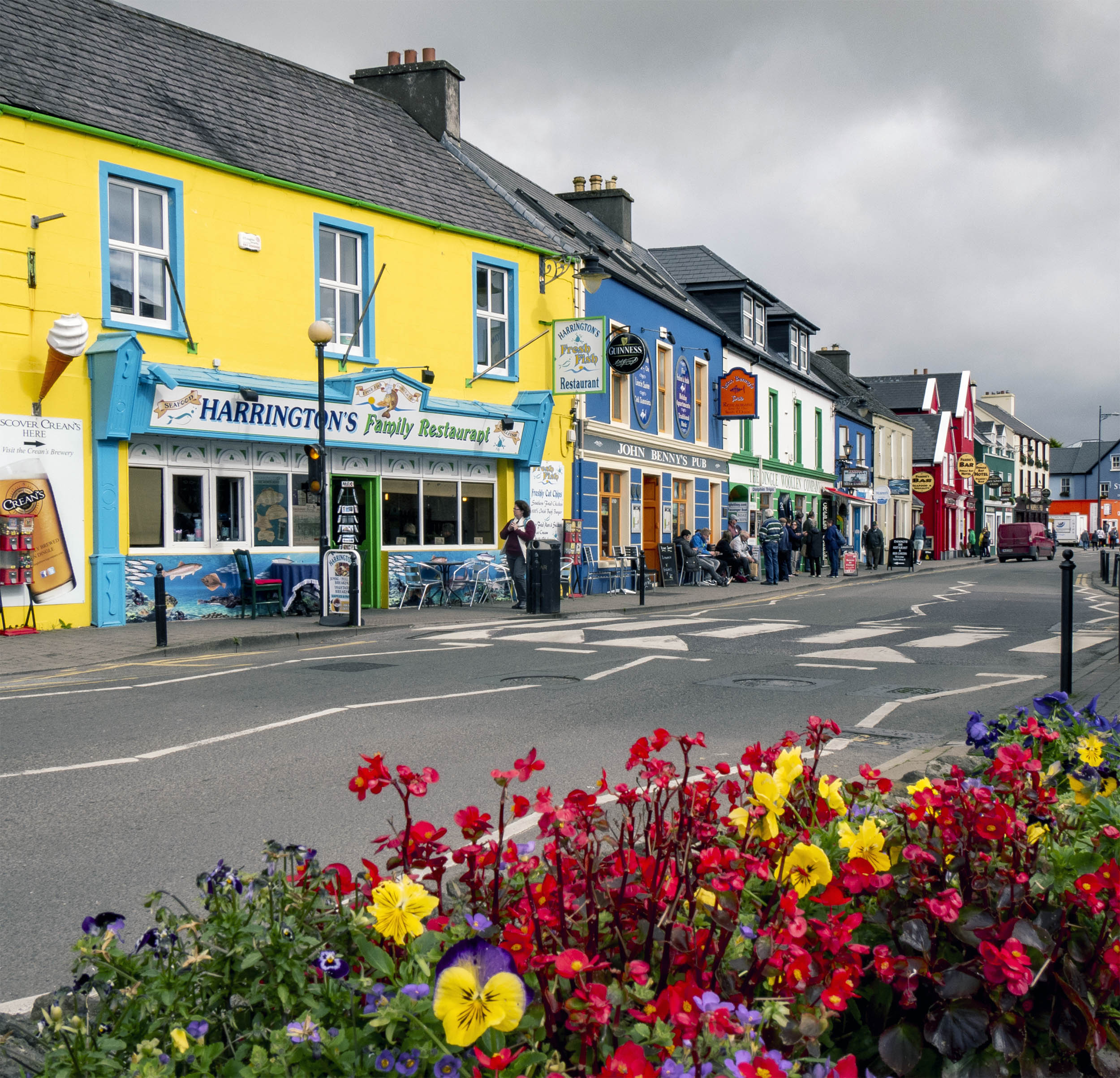 Best Restaurants in Dingle, Ireland