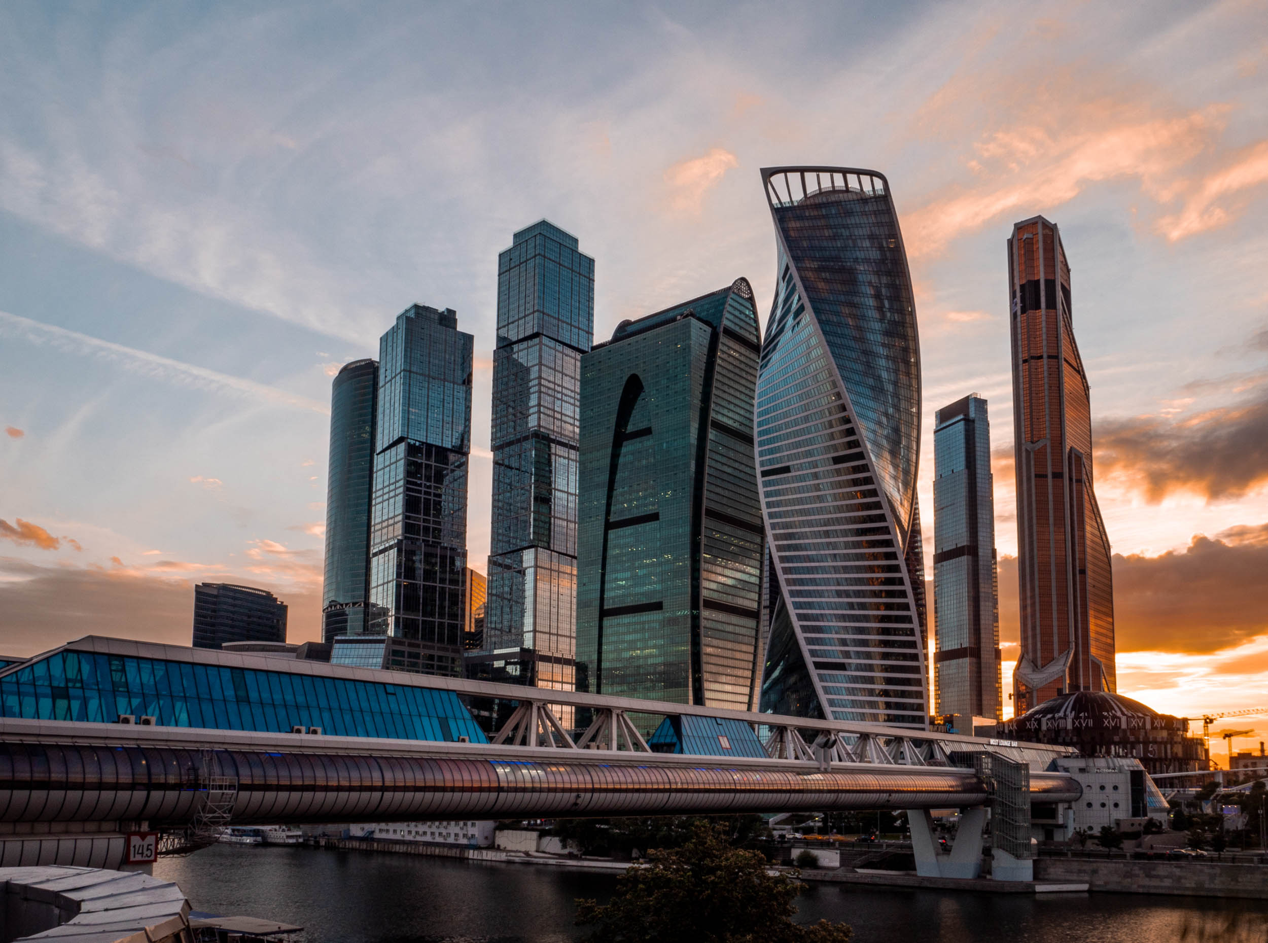 Downtown Moscow - Russia Travel Tips