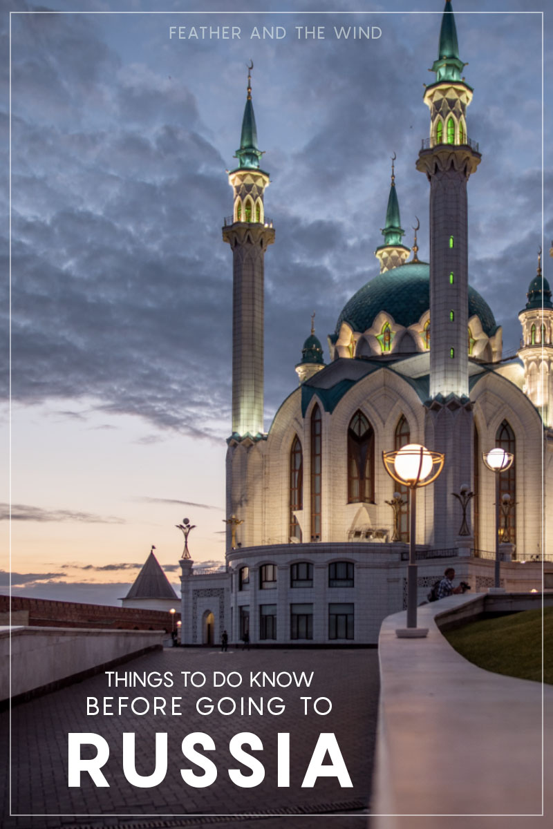 Russia Travel Tips to know before Travelling to Russia