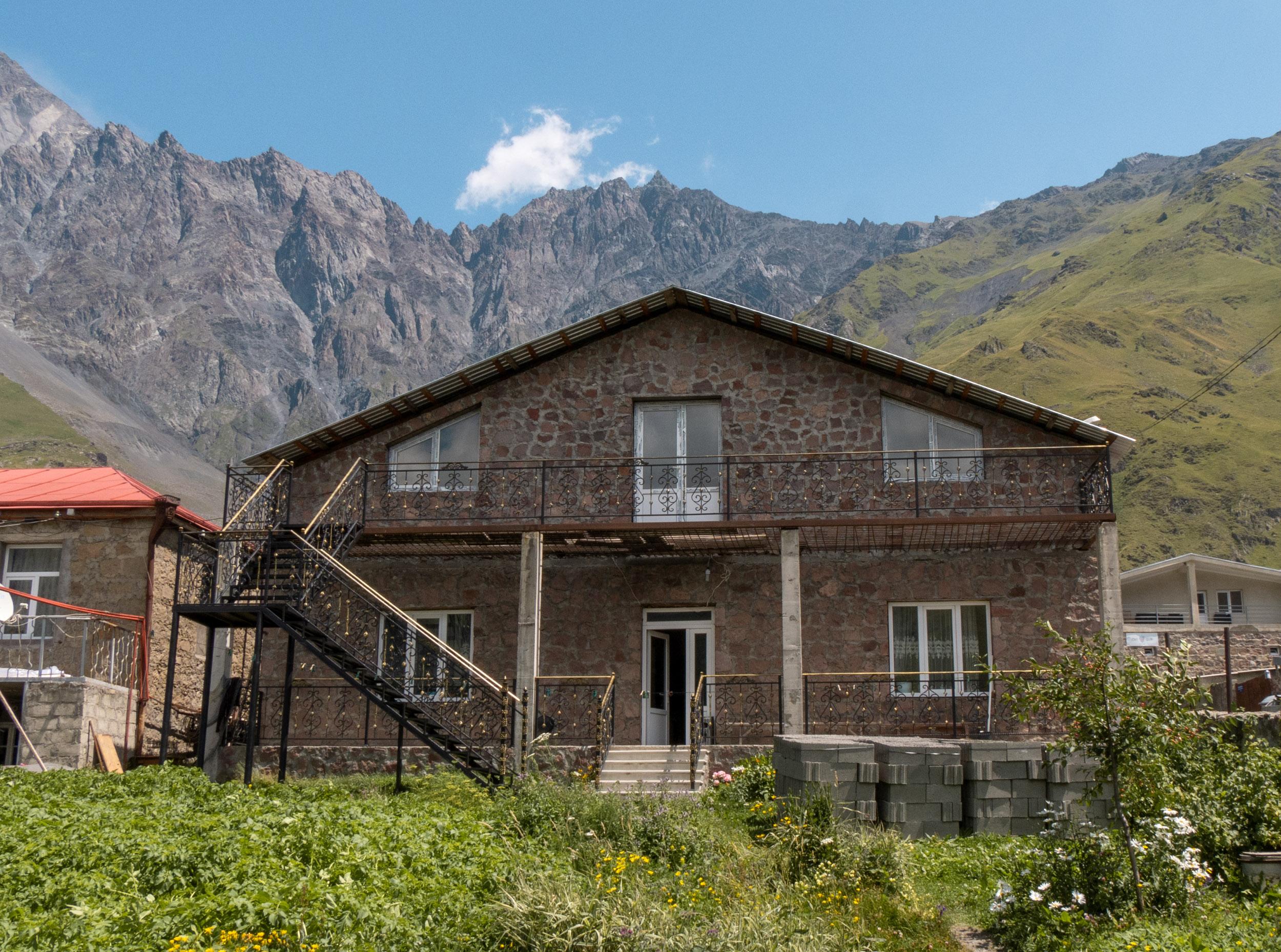 Kazbegi, Georgia Guesthouse