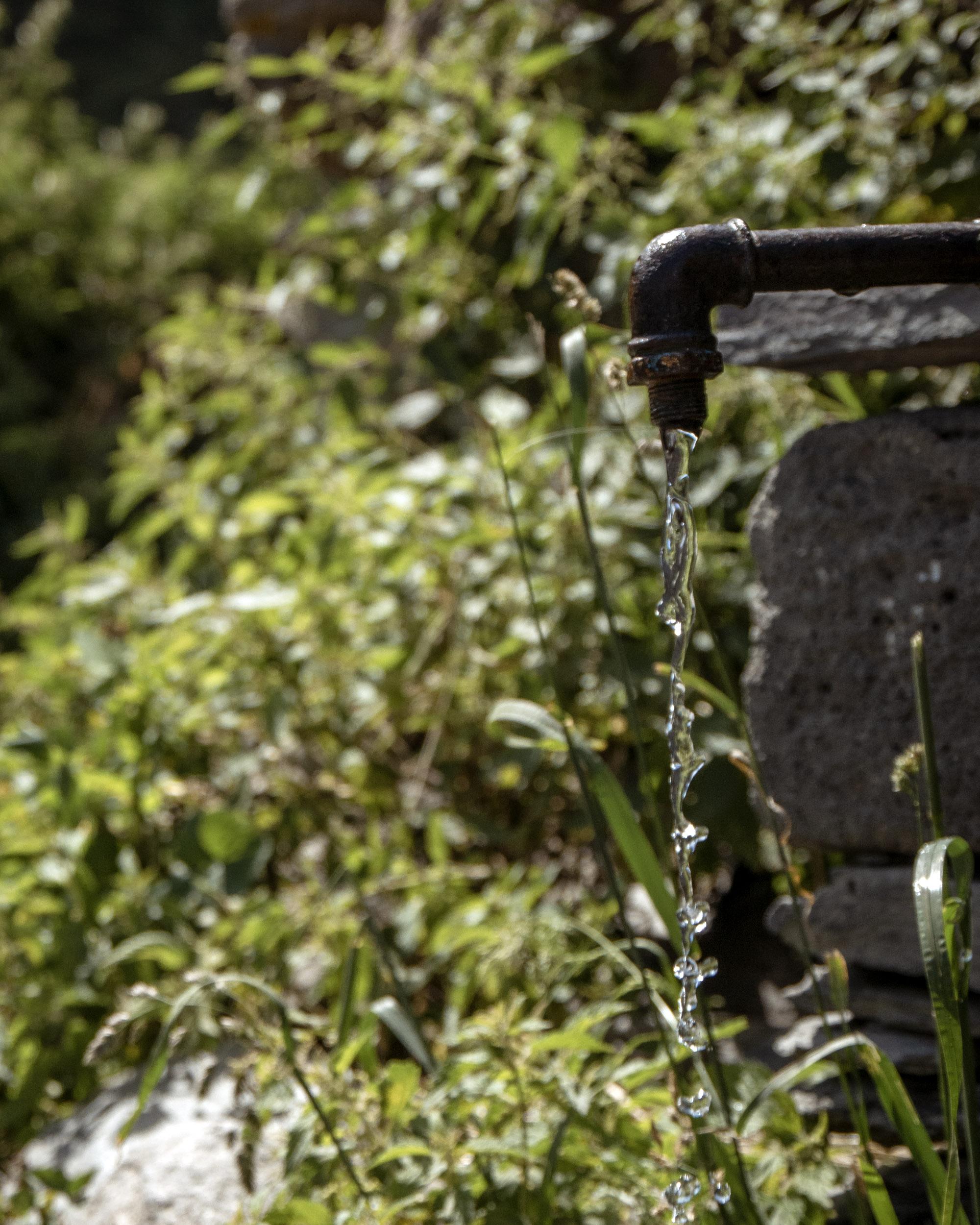 Kazbegi, Georgia drinking water