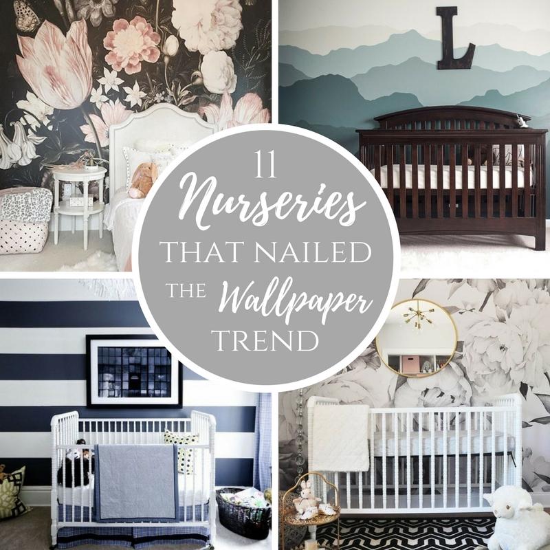 wallpaper nurseries