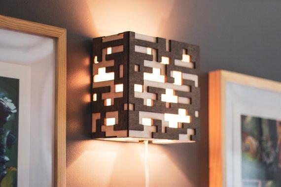 minecraft light fixture