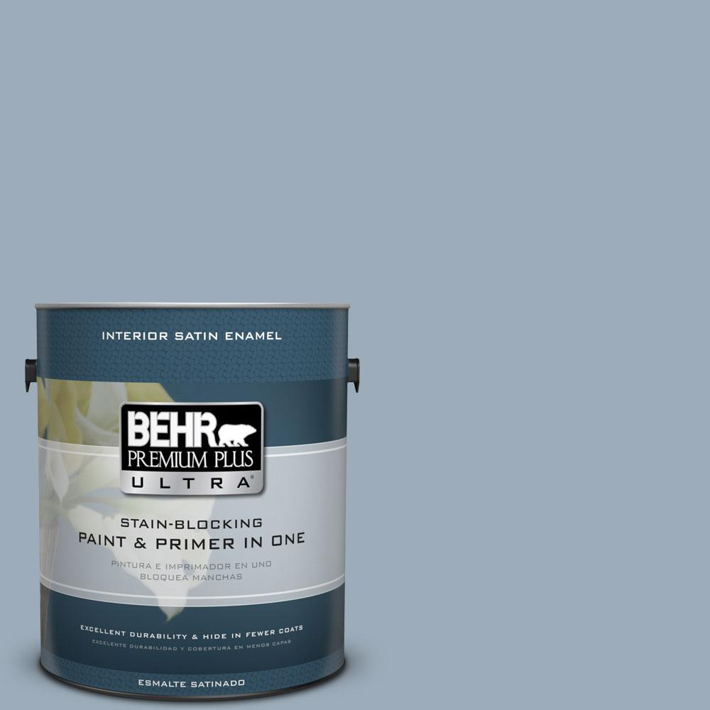 behr blue willow paint