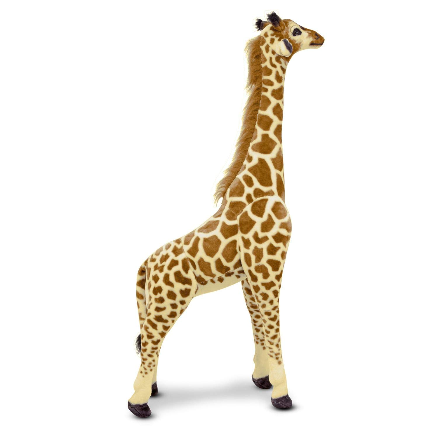 large giraffe stuffed animal nursery