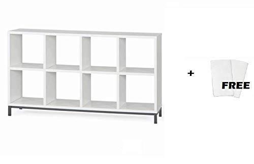 modern cube shelf
