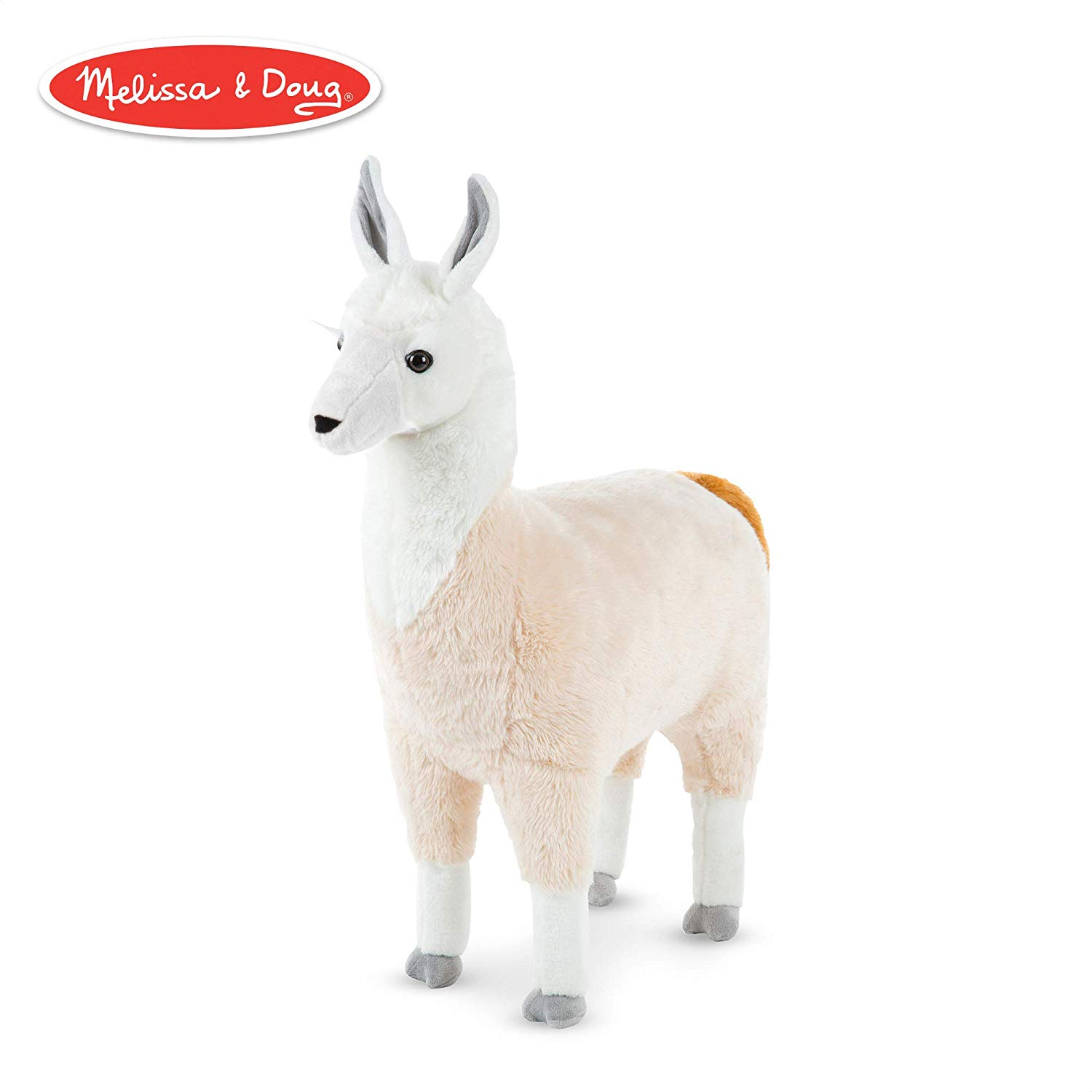 llama alpaca large plush stuffed animal