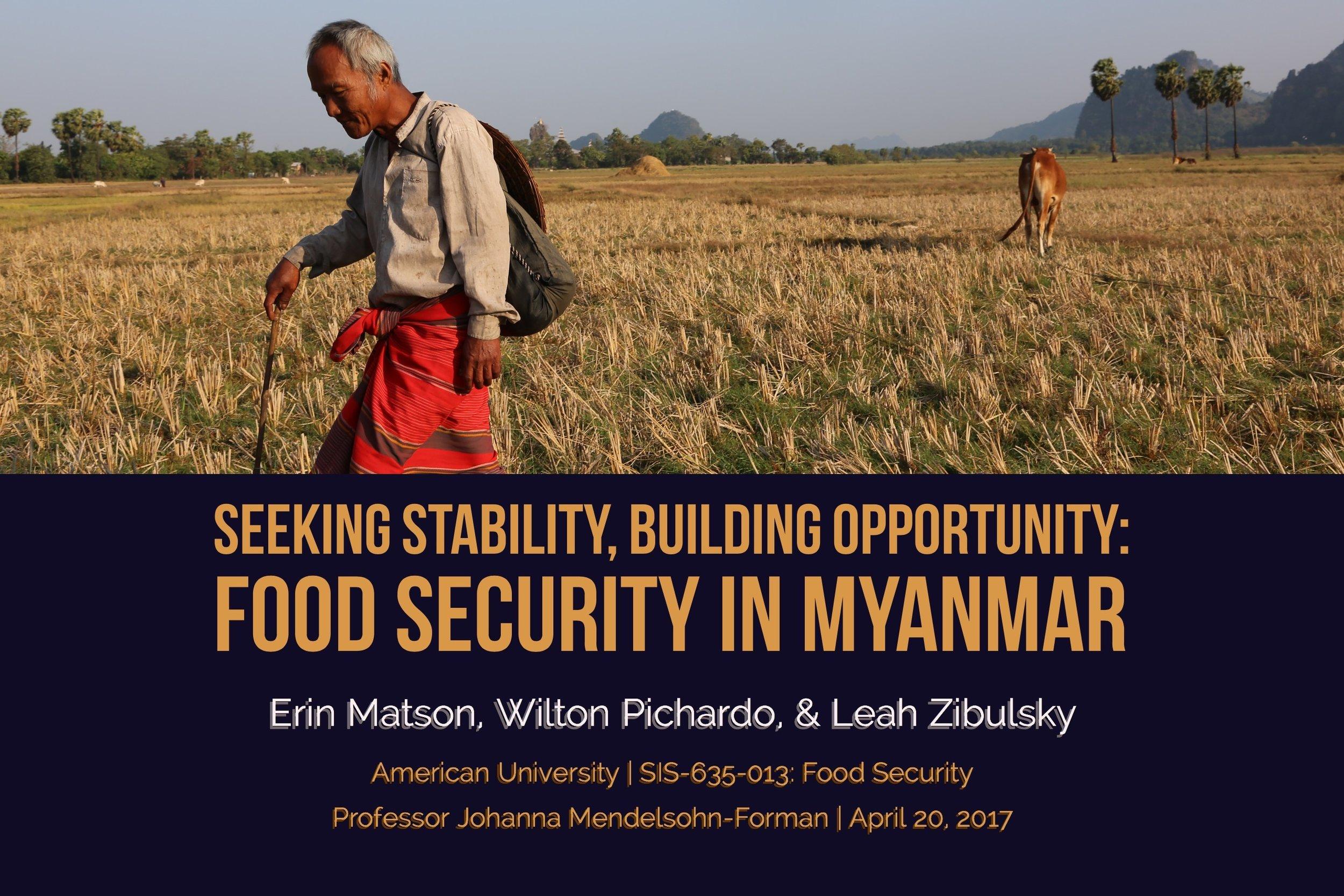 Myanmar food security powerpoint cover.jpg