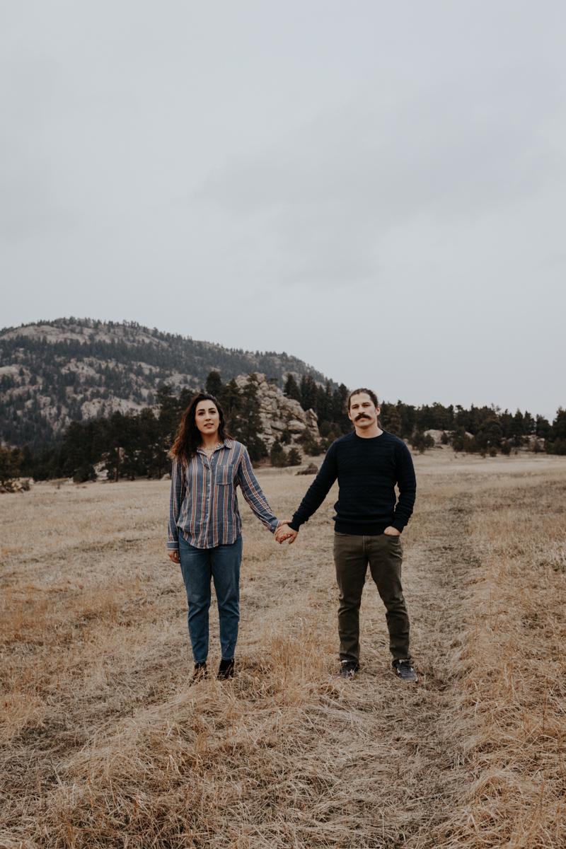 Sarah & Nicholas Colorado Engagement 2