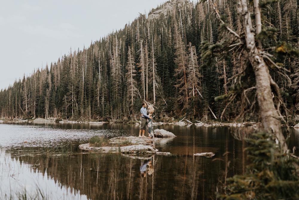 Liz & Ben Rocky Mountain National Park Engagement and Adventure-6.jpg