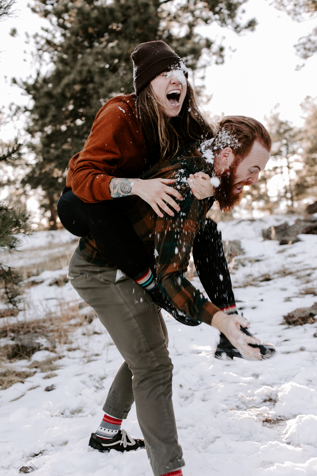 Heather & Joshua Colorado Couples Engagement Mountain Outdoor Session-41.jpg
