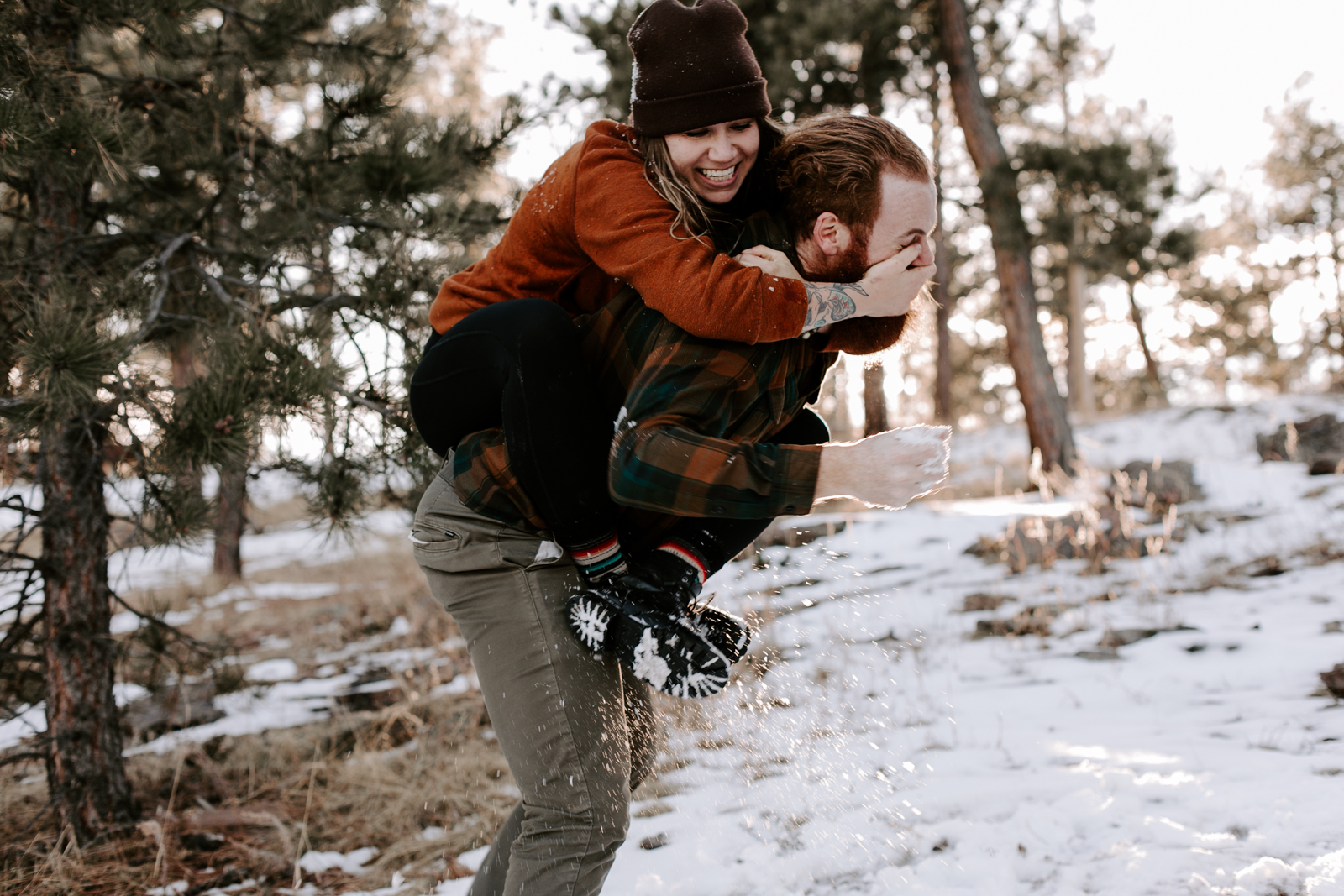 Heather & Joshua Colorado Couples Engagement Mountain Outdoor Session-39.jpg