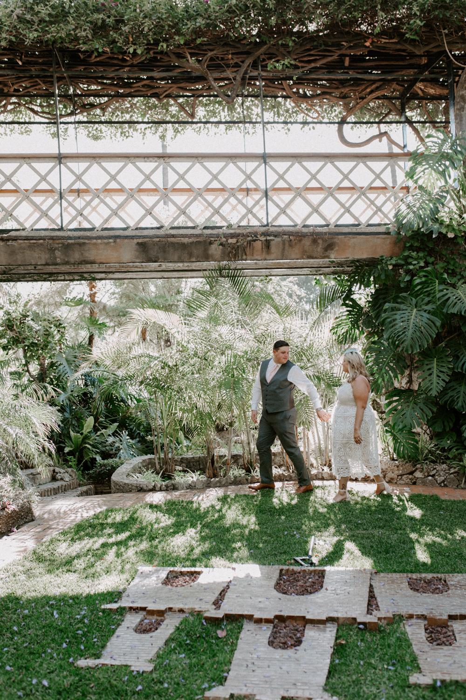 botanic gardens elopement in Gibraltar, Gibraltar, UK-5.jpg