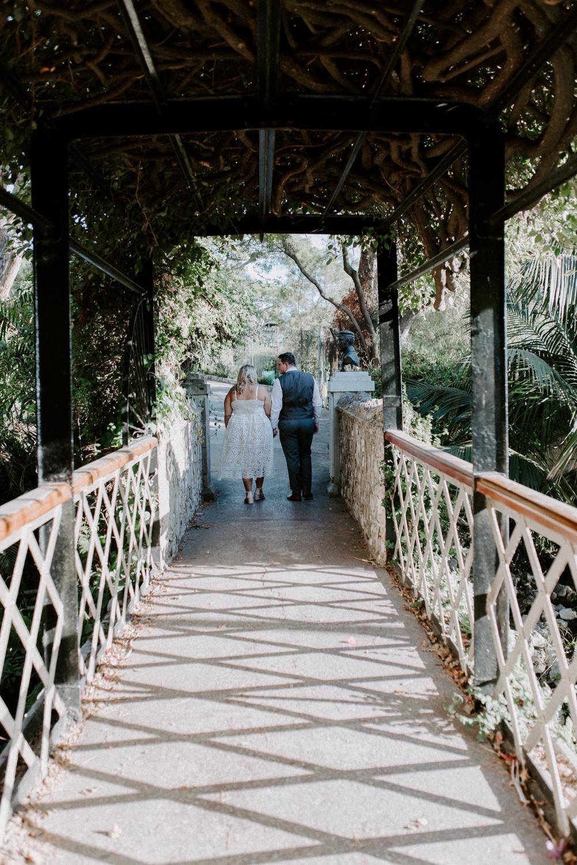 botanic gardens elopement in Gibraltar, Gibraltar, UK-17.jpg