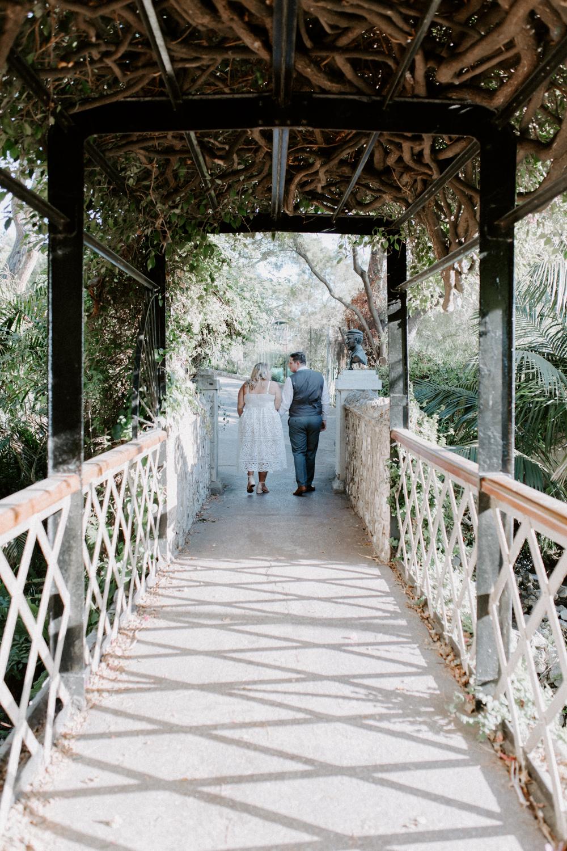 botanic gardens elopement in Gibraltar, Gibraltar, UK-18.jpg
