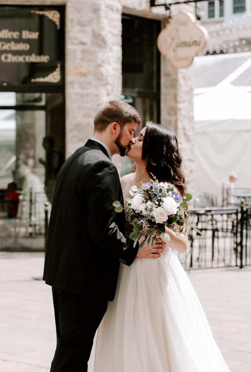 bride groom first look at the arrabelle hotel in vail colorado-4.jpg