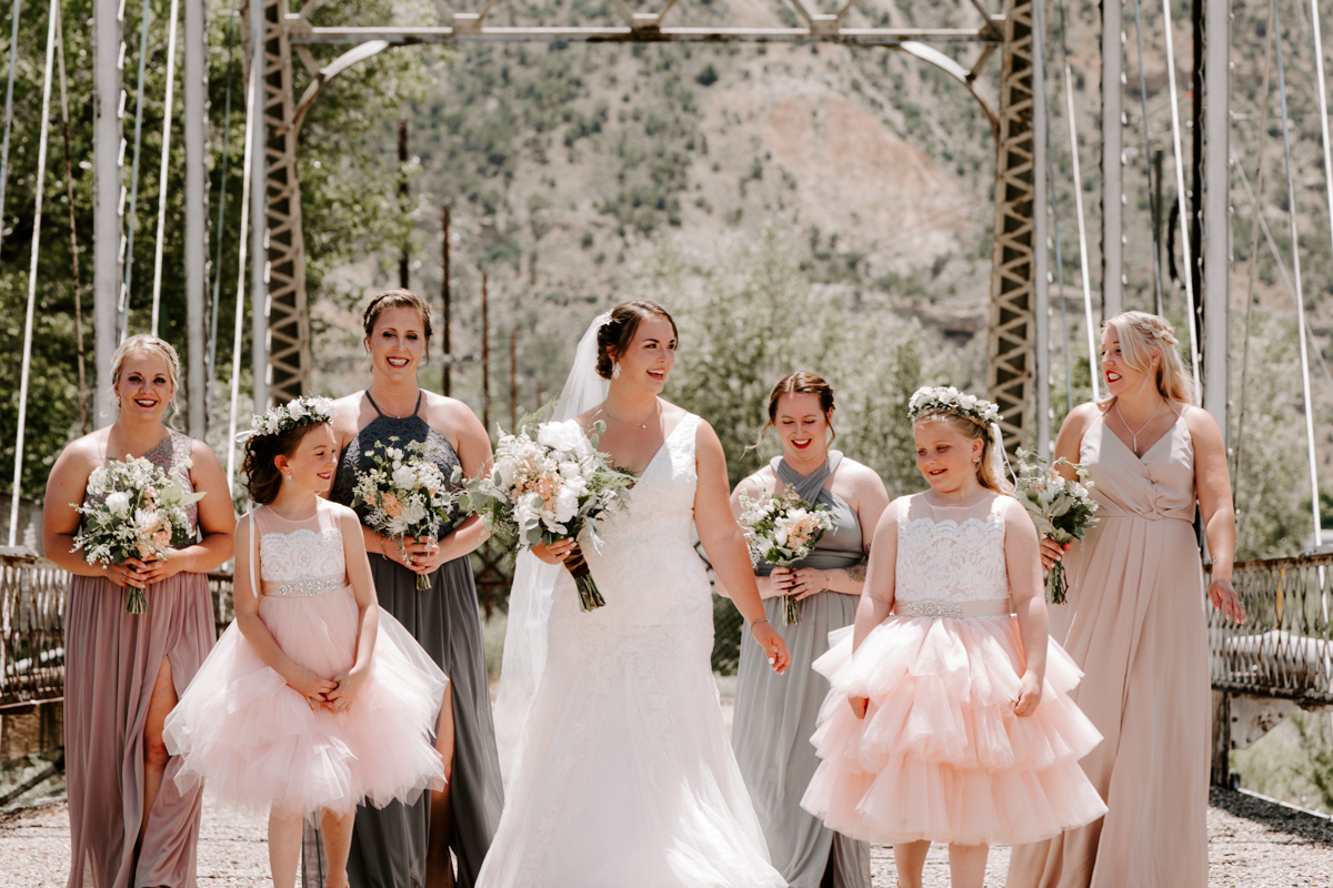 bride party at rifle bridge wedding photography and photographer western slope colorado diana coulter photography-1.jpg