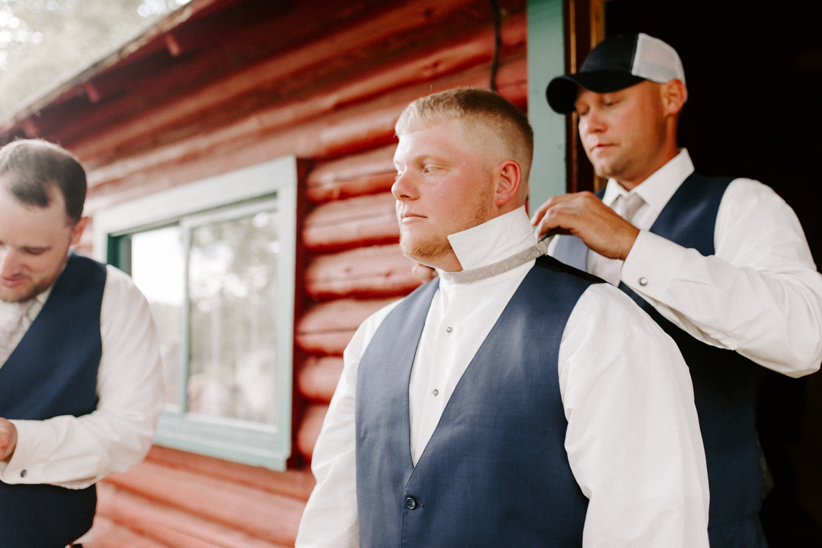 grrom and groomsman getting ready coulter lake ranch in riflewestern slope wedding photographer colorado diana coulter photography-5.jpg