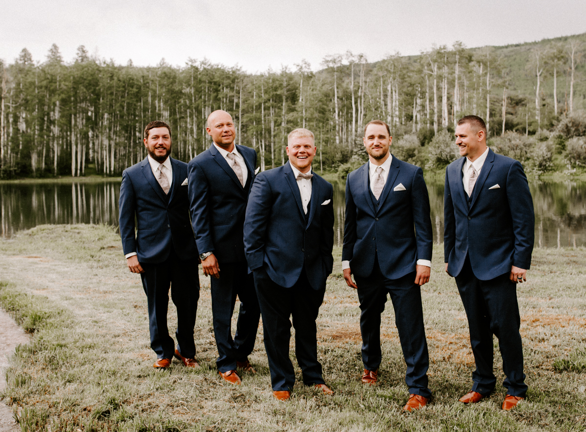 grrom and groomsman getting ready coulter lake ranch in riflewestern slope wedding photographer colorado diana coulter photography-11.jpg