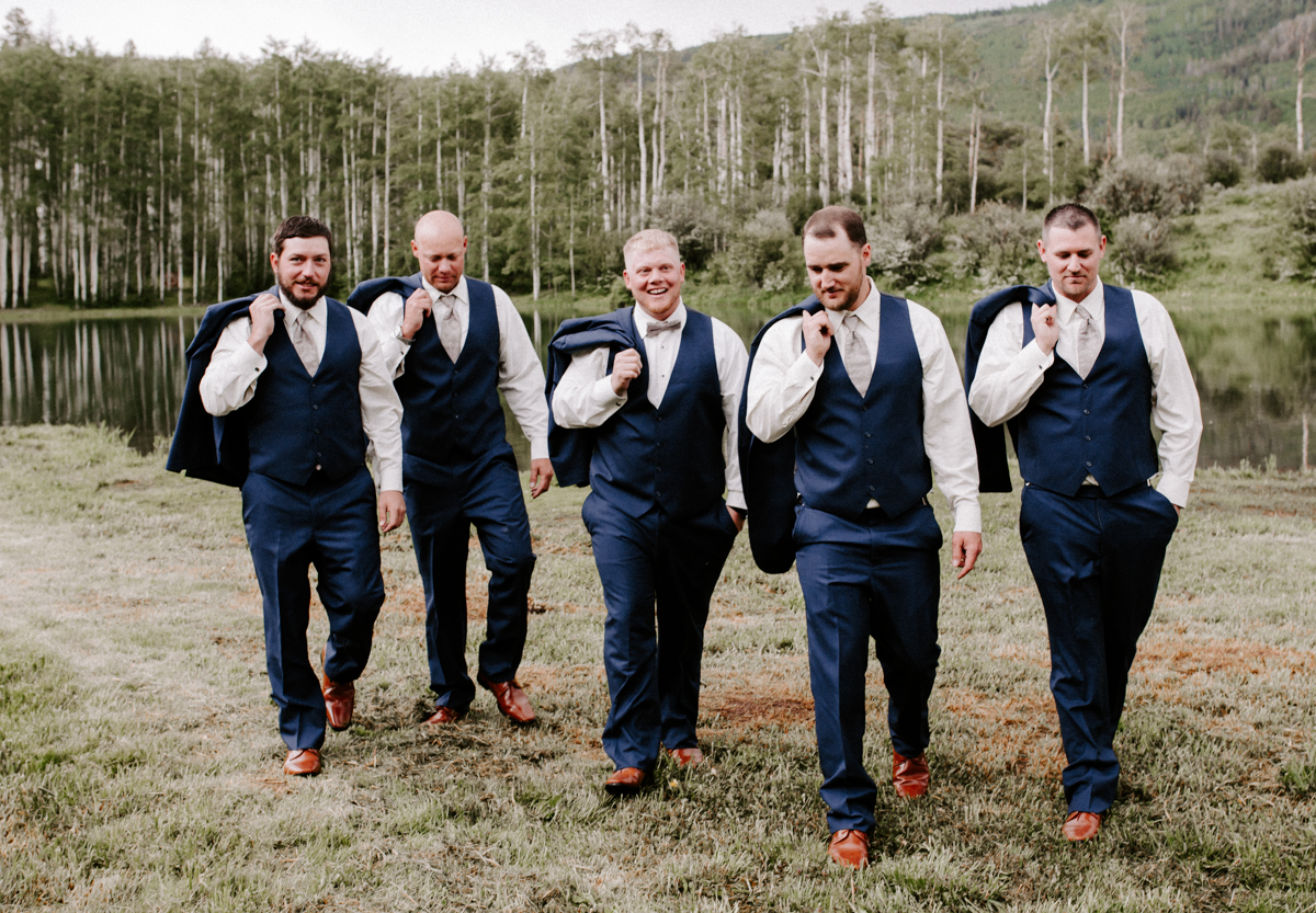 grrom and groomsman getting ready coulter lake ranch in riflewestern slope wedding photographer colorado diana coulter photography-13.jpg