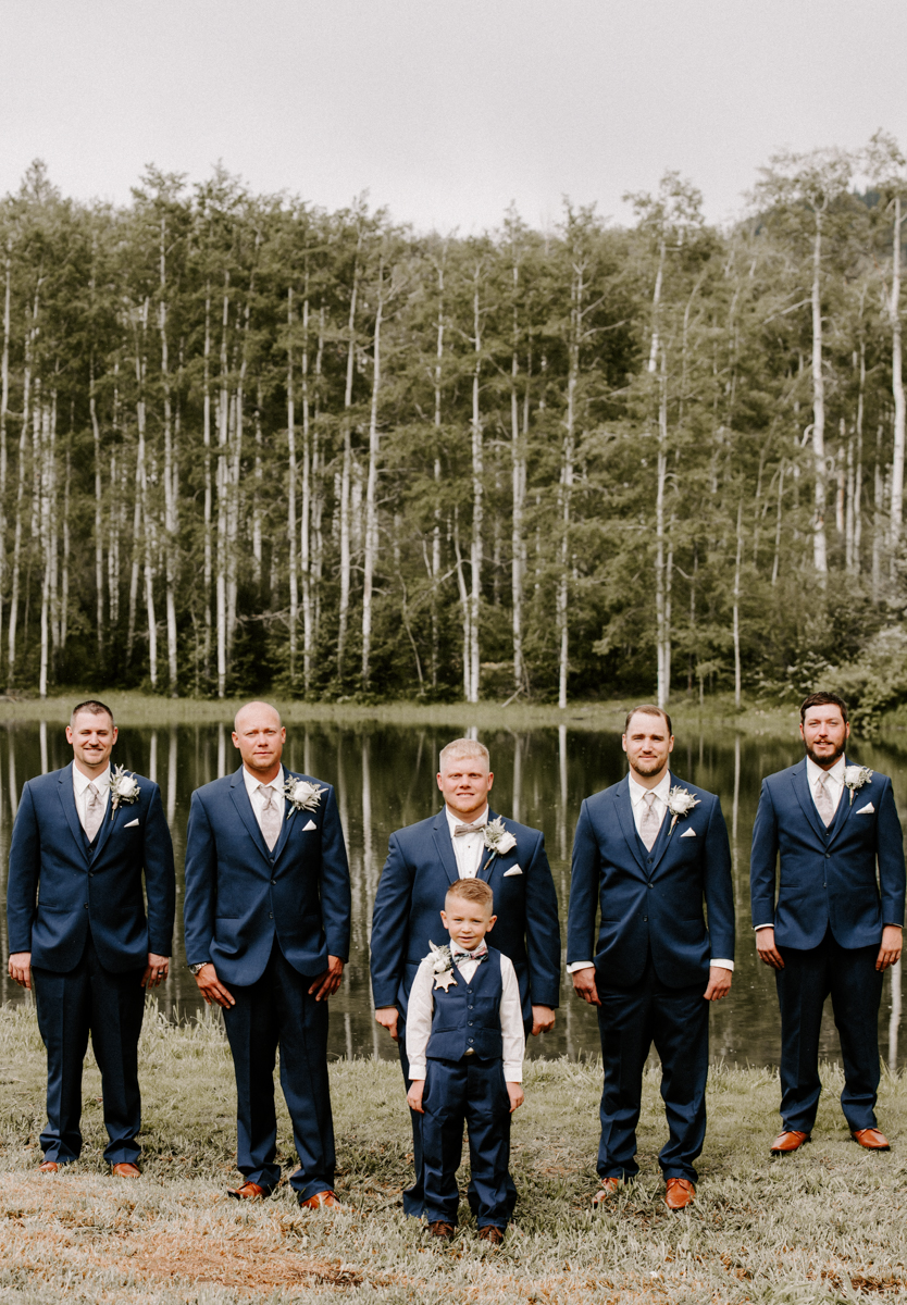 grrom and groomsman getting ready coulter lake ranch in riflewestern slope wedding photographer colorado diana coulter photography-14.jpg