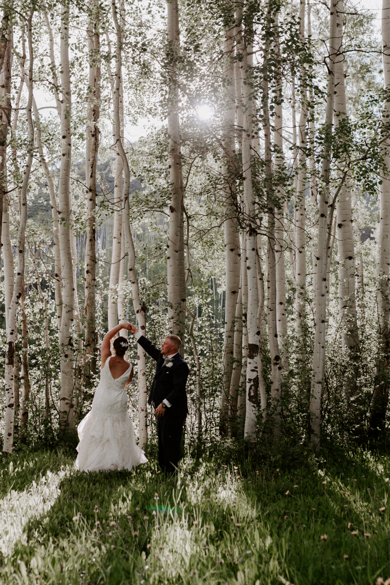 the wheelocks are married coulter lake ranch in riflewestern slope wedding photographer colorado diana coulter photography-3.jpg