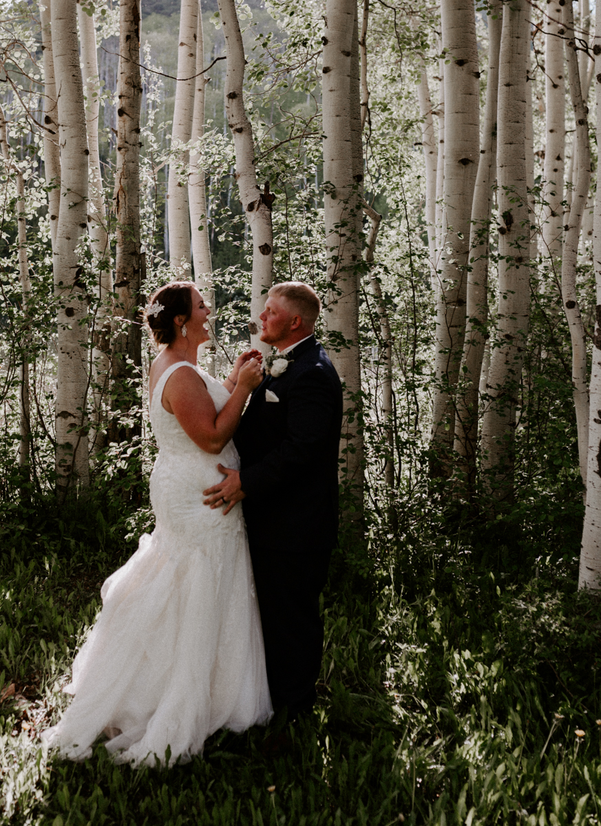 the wheelocks are married coulter lake ranch in riflewestern slope wedding photographer colorado diana coulter photography-4.jpg