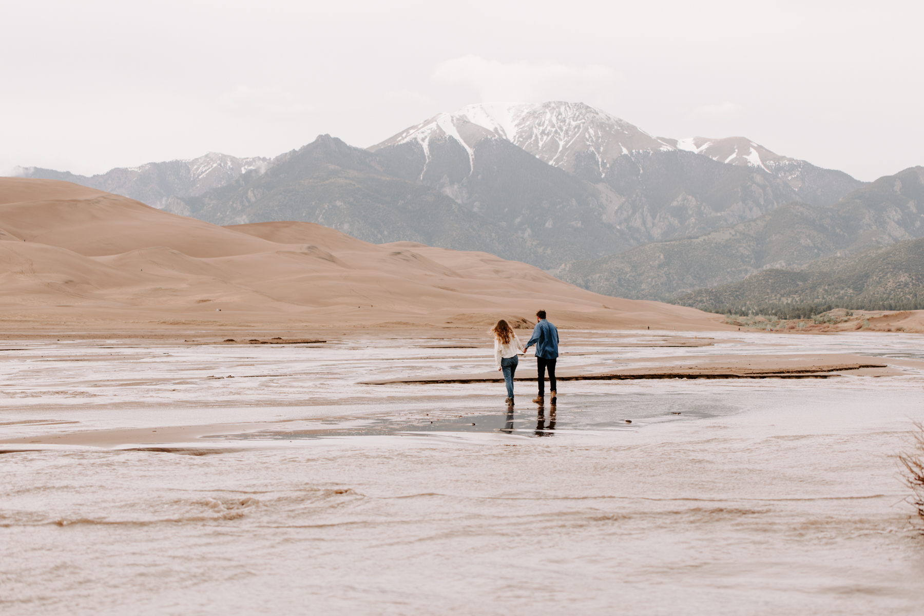 S + J Great Sand Dunes National Park Engagement Photography Photographer Wedding Alamosa Colorado-21.jpg