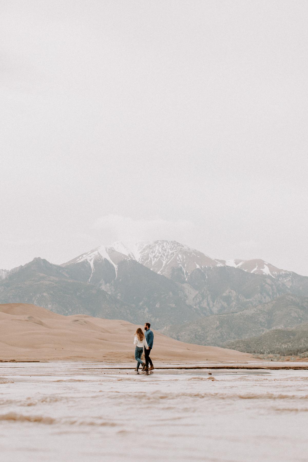 S + J Great Sand Dunes National Park Engagement Photography Photographer Wedding Alamosa Colorado-23.jpg