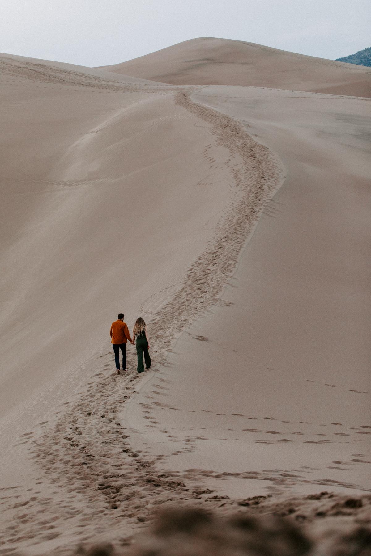 S + J Great Sand Dunes National Park Engagement Photography Photographer Wedding Alamosa Colorado-83.jpg