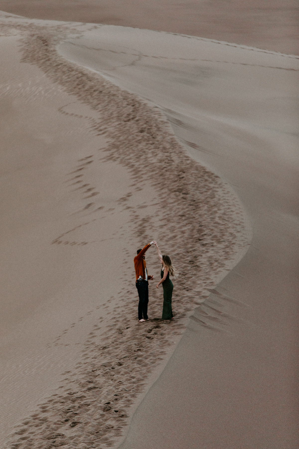 S + J Great Sand Dunes National Park Engagement Photography Photographer Wedding Alamosa Colorado-87.jpg