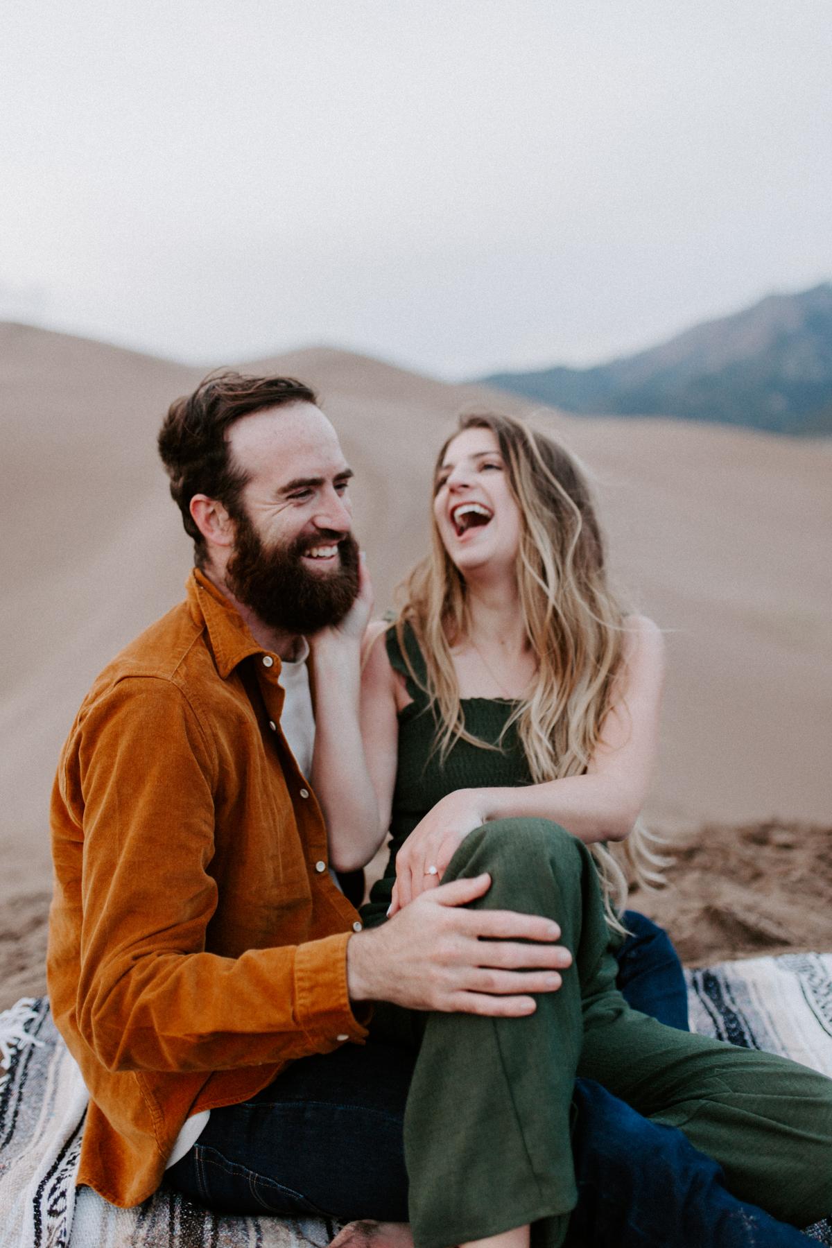 S + J Great Sand Dunes National Park Engagement Photography Photographer Wedding Alamosa Colorado-89.jpg