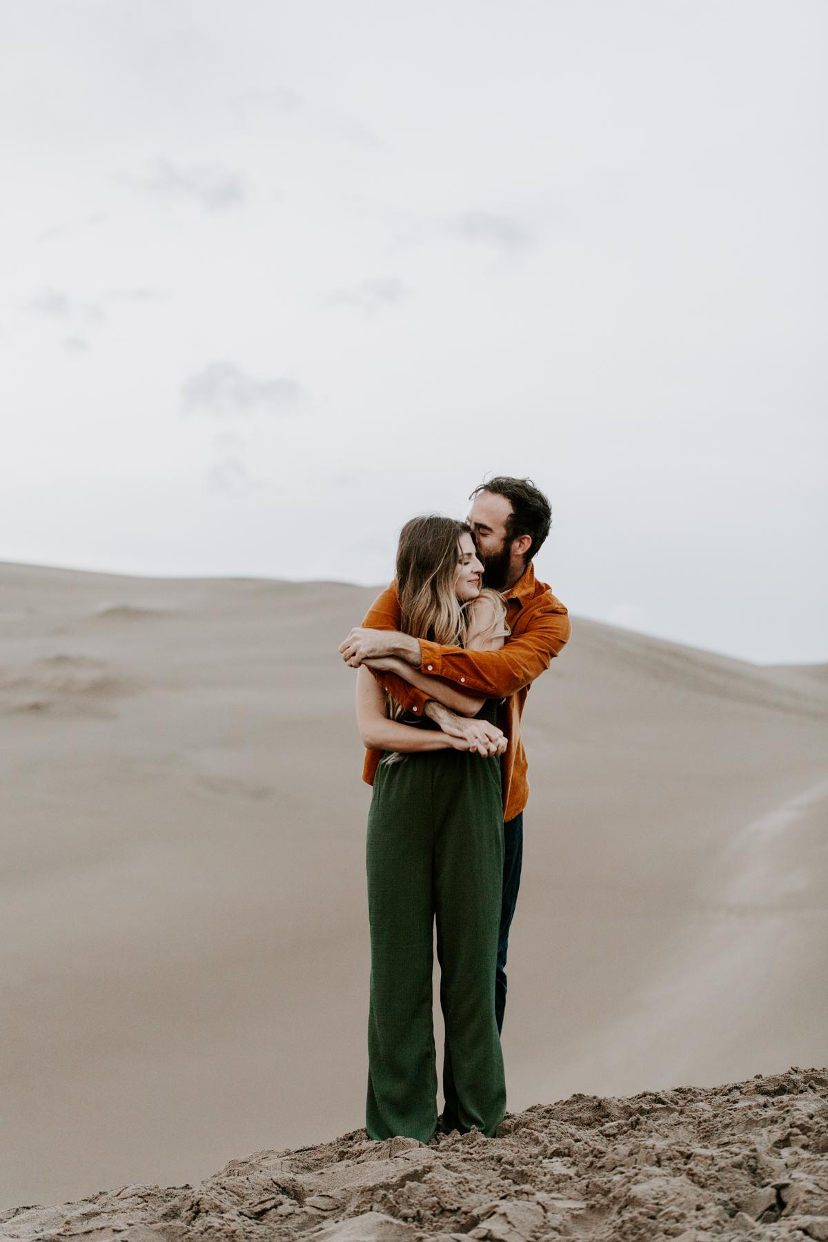 S + J Great Sand Dunes National Park Engagement Photography Photographer Wedding Alamosa Colorado-104.jpg