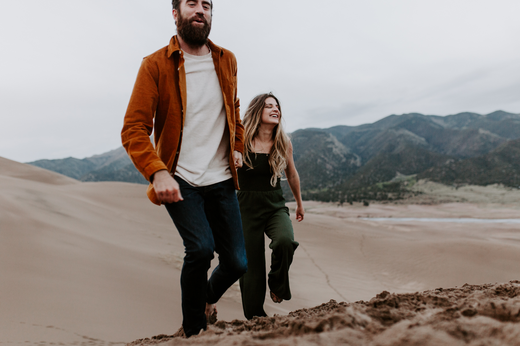 S + J Great Sand Dunes National Park Engagement Photography Photographer Wedding Alamosa Colorado-106.jpg