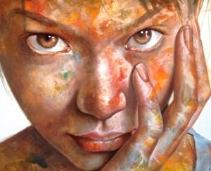 """Sophia 2"" Work in Progress by Darian Rodriguez Mederos"