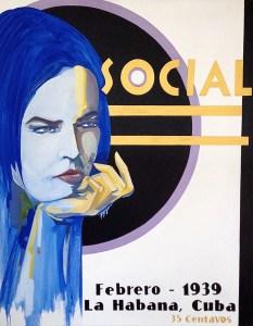 """""""SOCIAL : Febrero 1939"""" by Andres Conde"""
