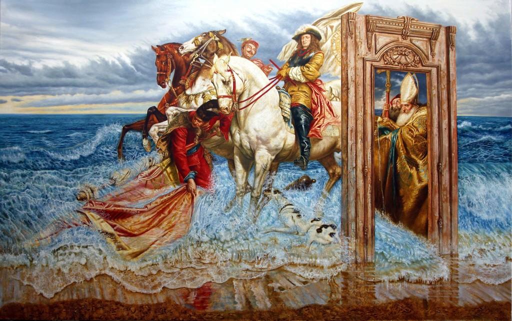 Once the Sea Dreamed / Enrique Toledo
