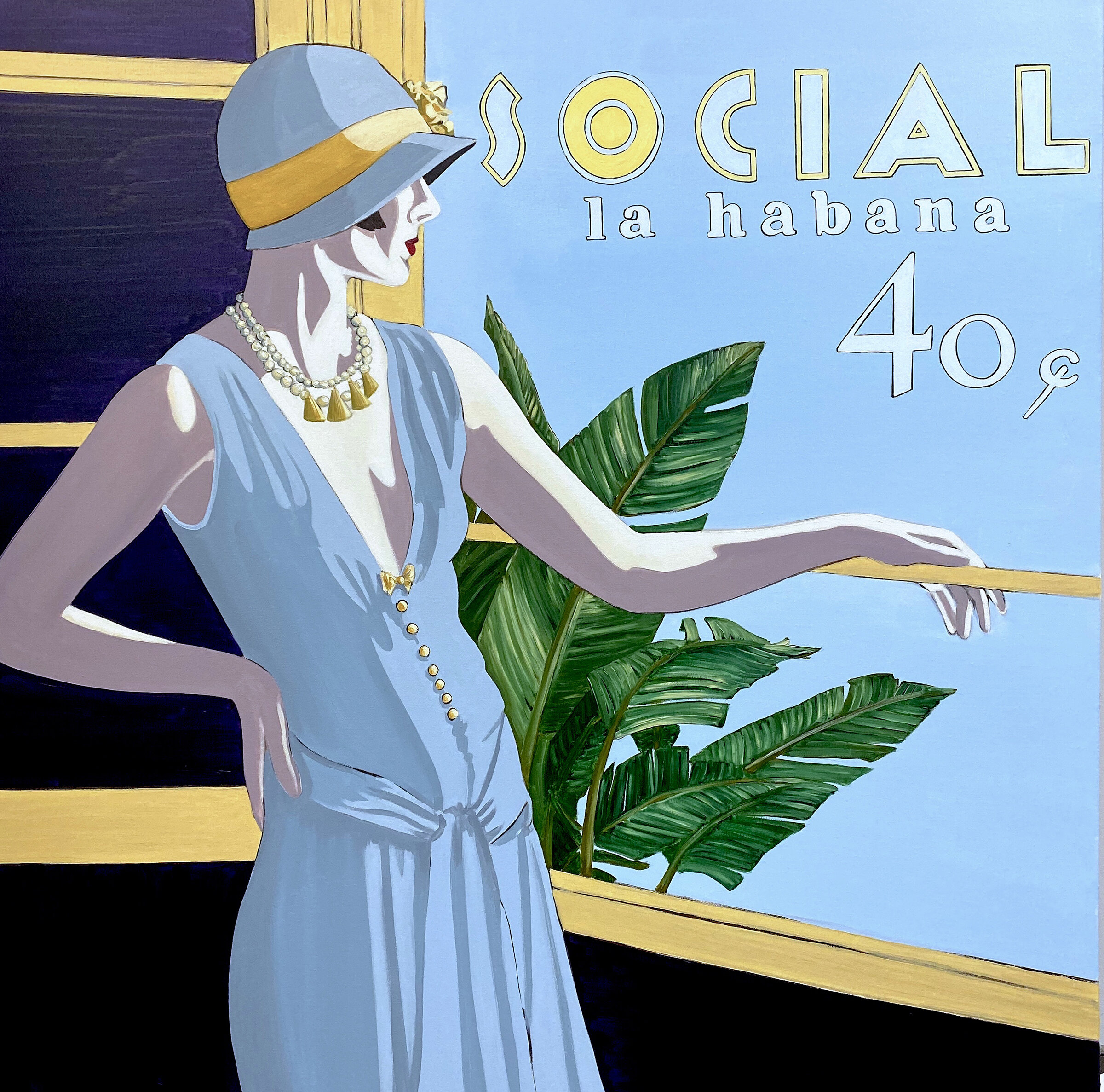 SOCIAL : Grafica