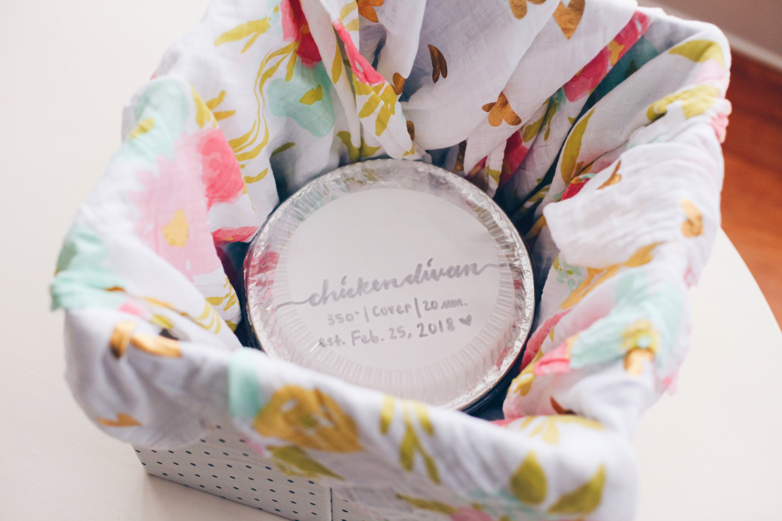 The Ultimate New Mom Gift by Sarah Lampley