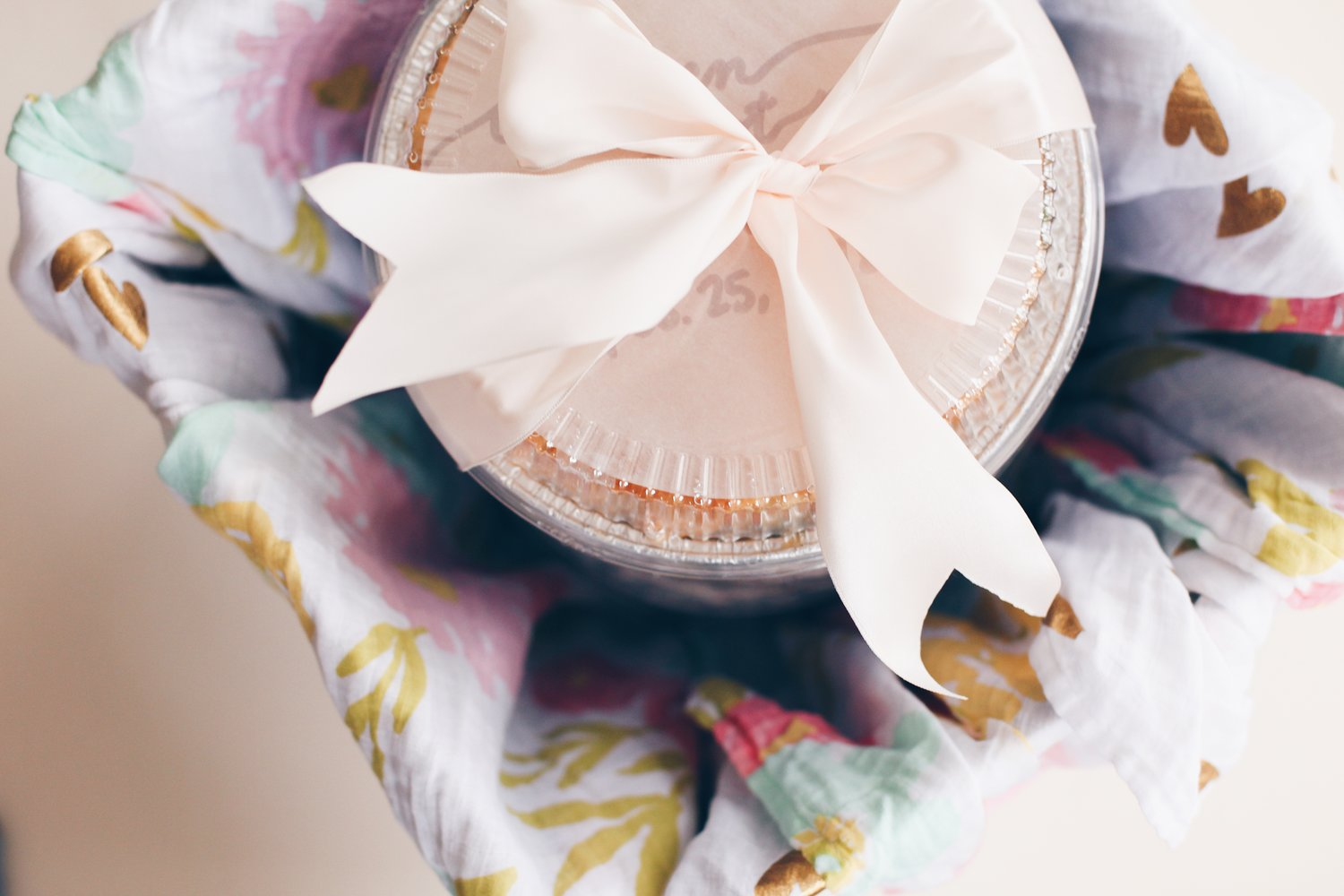The Best Gift For New Moms by Sarah Lampley