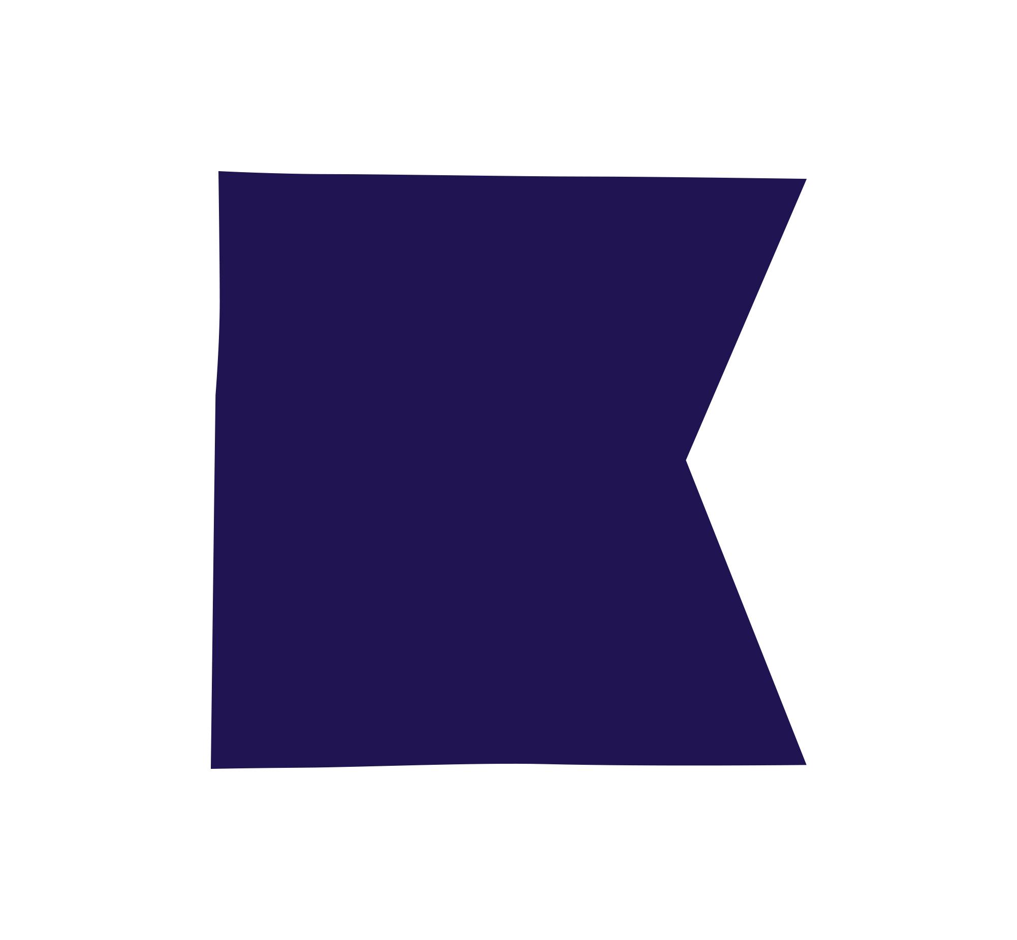 Drapeau - Kawali est non seulement un restaurant de quartier, mais aussi une entreprise familiale. C'est pourquoi nous nous sommes inspirés de la forme d'un drapeau pour venir compléter le logo. Une forme géométrique forte qui fait aussi un clin d'oeil à la première lettre du mot Kawali.FLAGTo complete the logo we were motivated by Kawali, not only a neighborhood restaurant, but a strong example of a family institution. We were inspired to use the flag as a powerful geometric shape evocative of the letter K.
