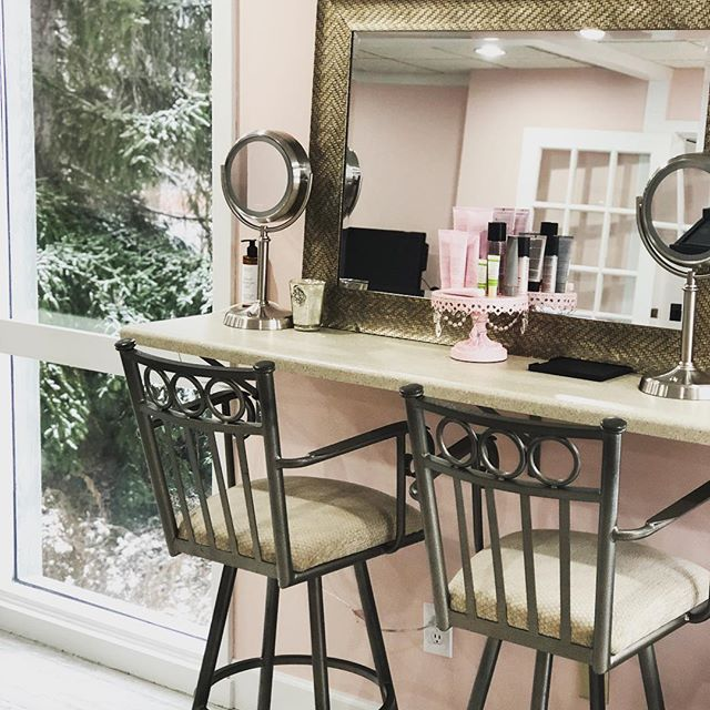 We have a seat saved for YOU. Book your wedding trial today and come see our brand new studio JM Beauty Bar- you will LOVE it.