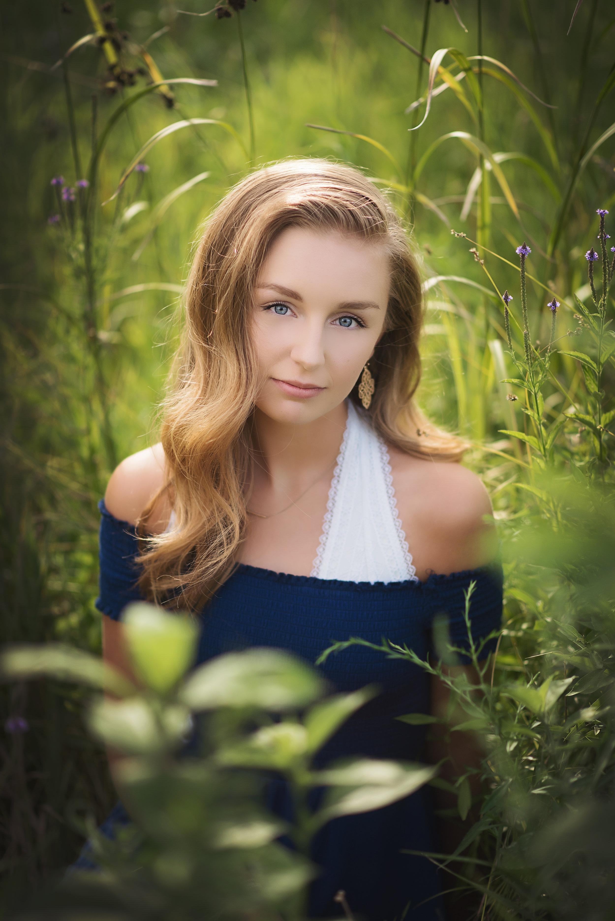 Chantelle was amazing!! She had so many ideas for my senior pictures and they turned out beautifully! She's very flexible easy to work with and answered all of my questions, no matter how big or small!~ Alaina McBride -