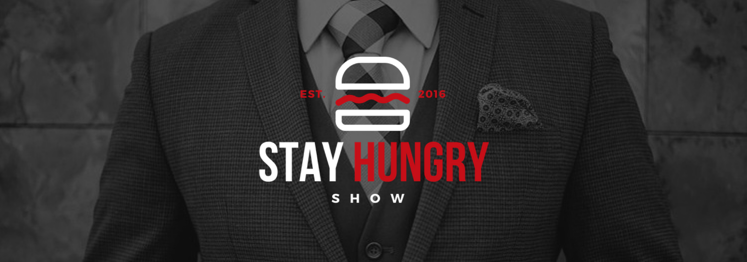 StayHungry Website Banner