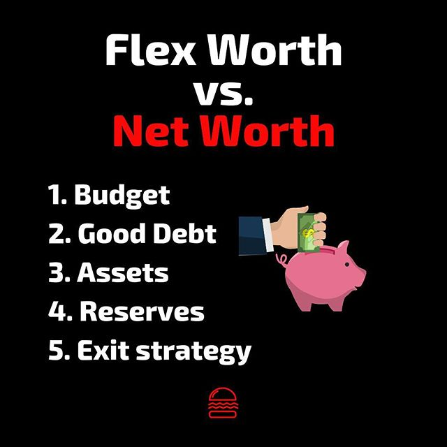 5 things that all high net worth individuals understand. Watch the full video in our bio. 🎥 • • • #money #networth #investing #flexworth #finance #stayhungry #stayhungryshow #CodyandJames #YouTube